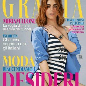 Grazia Italia Cover