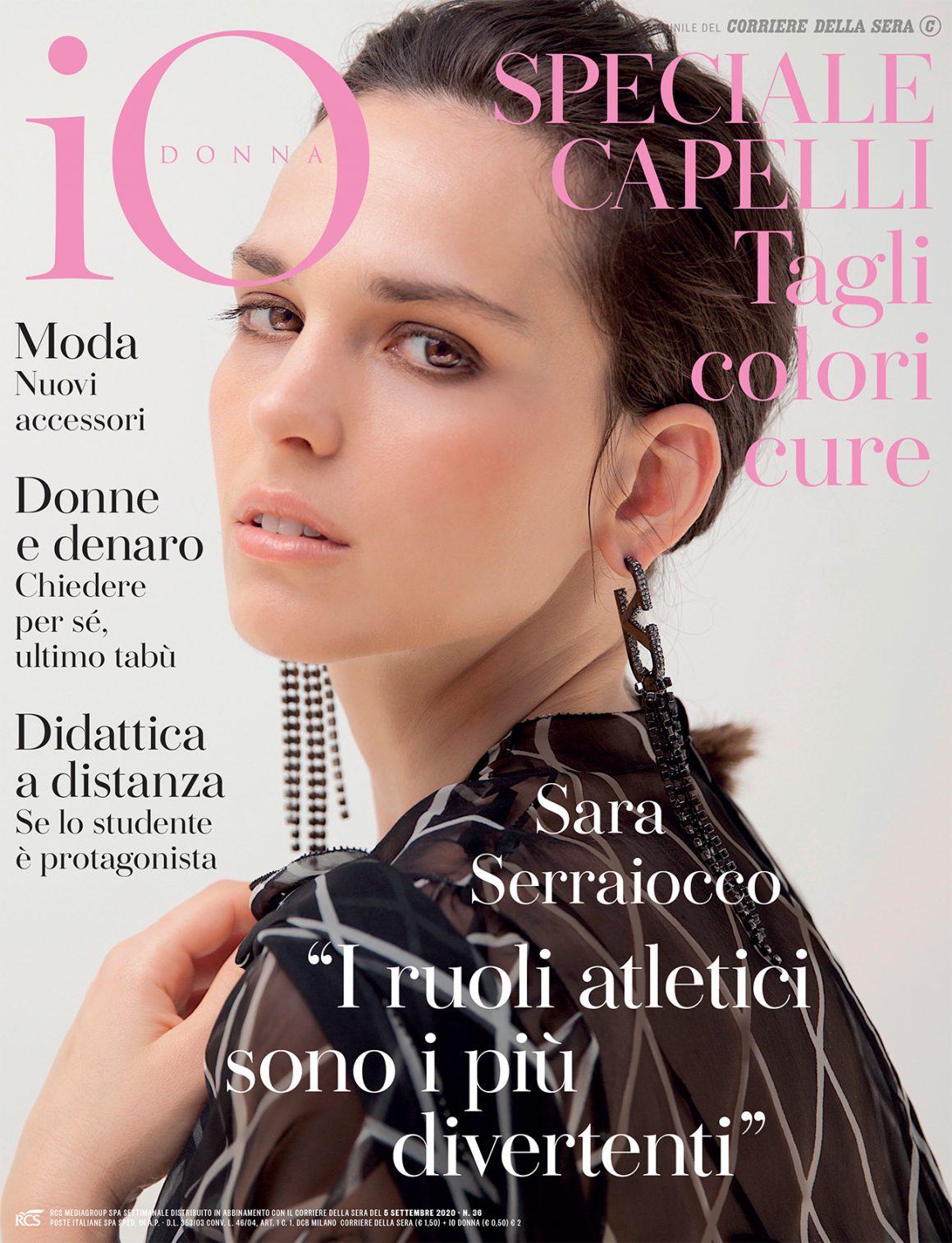 Io Donna Cover