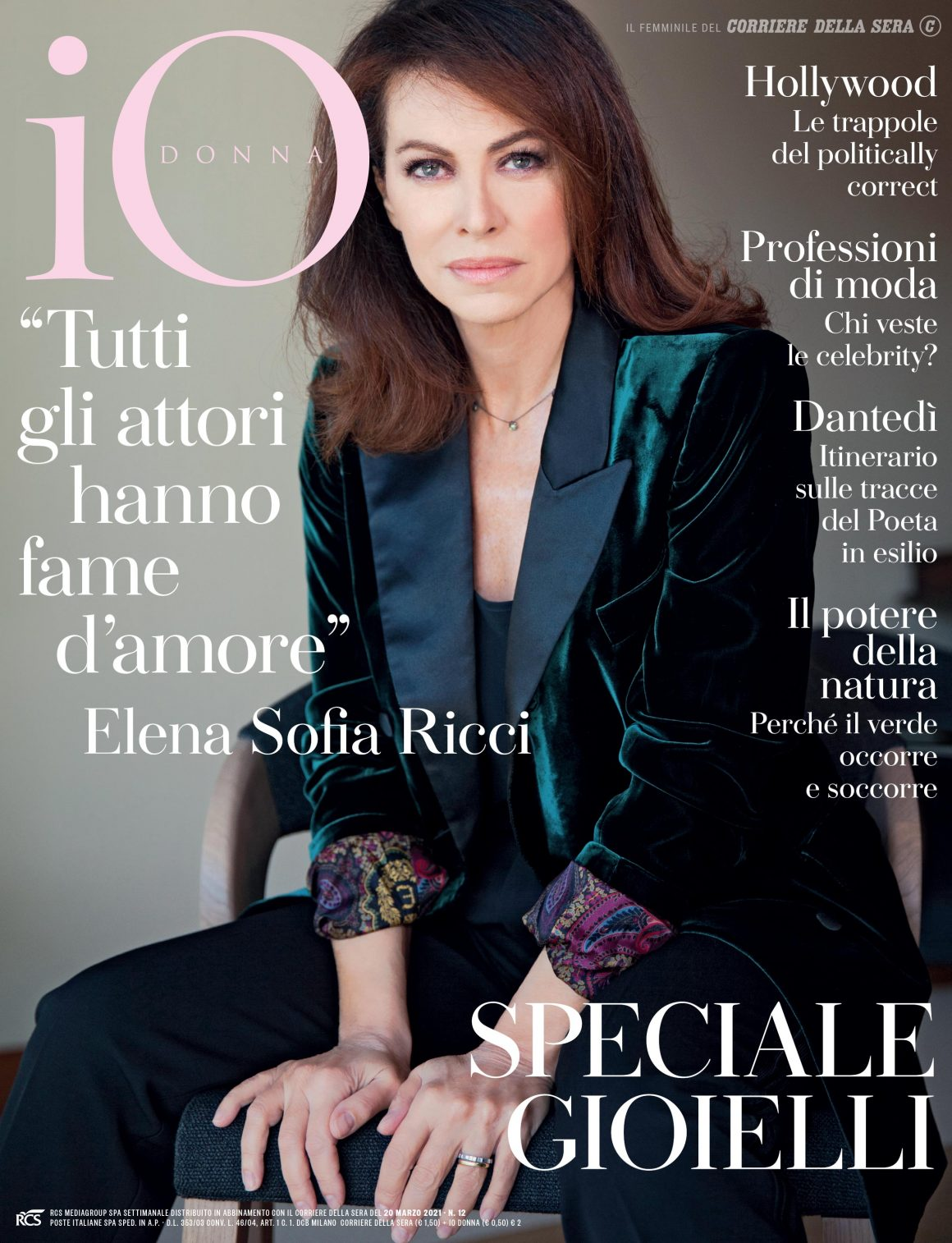 IO Donna Cover Story